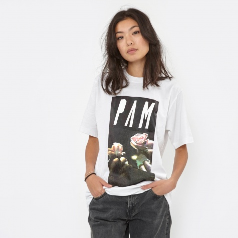 PAM Romeo And Juliet S/S T-Shirt - White