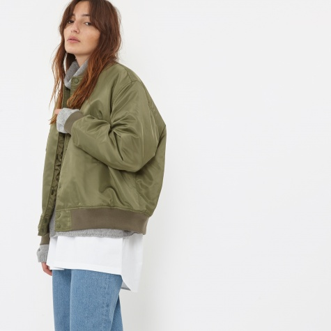 Stadium Jacket - Khaki