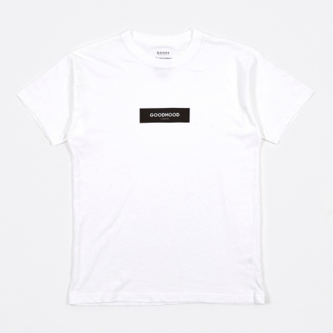 Luxury Tee - White