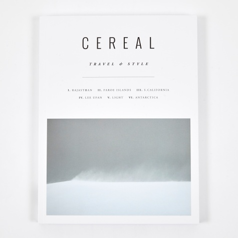Cereal Magazine - Vol.12