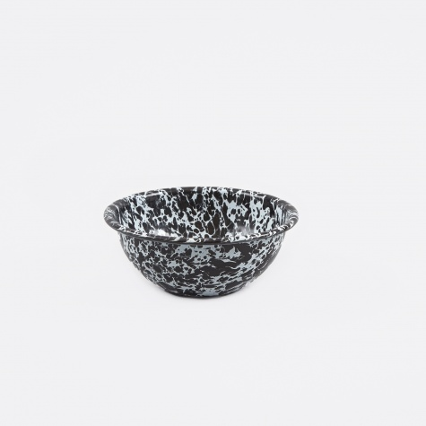Mini Basin - Black Marble