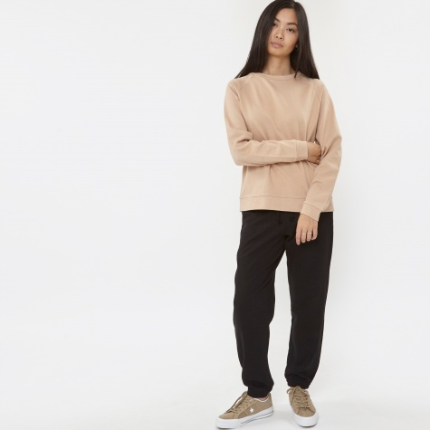Base Range Basic Sweat - Nude