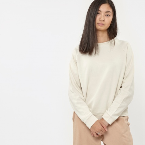 Basic Sweat - Offwhite
