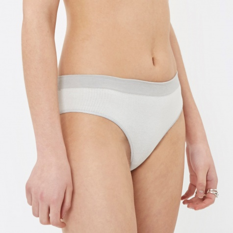 Elastic Bell Brief - Dusty Blue
