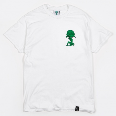 Atlas Logo T-Shirt - White