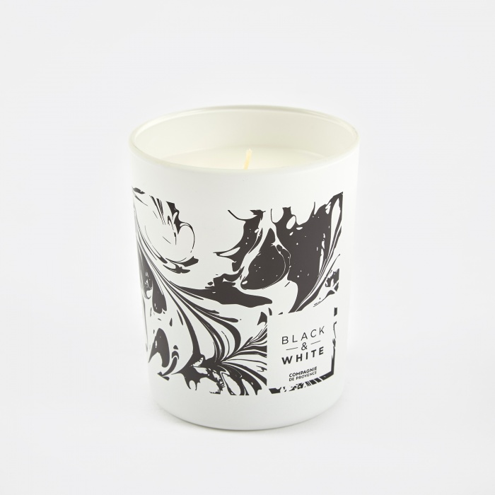 Compagnie De Provence Scented Candle 180g - White Tea (Image 1)