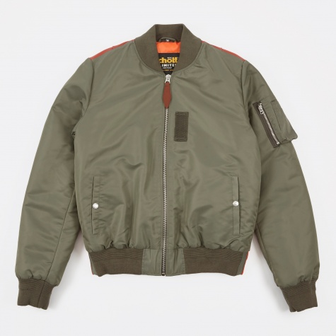 Flying Intermediate Type M-B6 Jacket - Sa