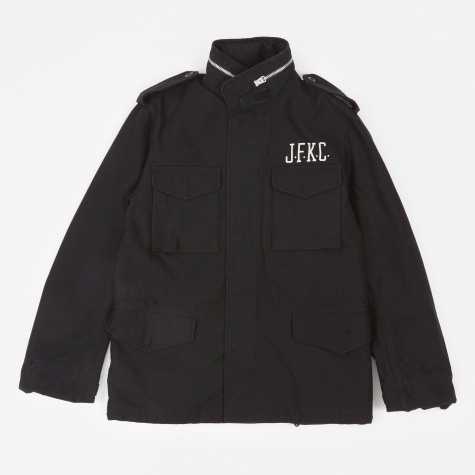 M-65 Field Coat - Black