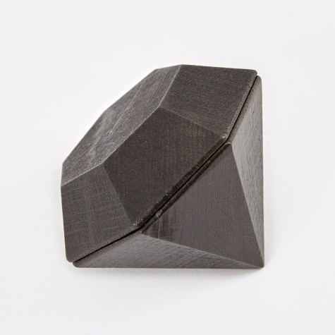 Diamond Box Small - Black