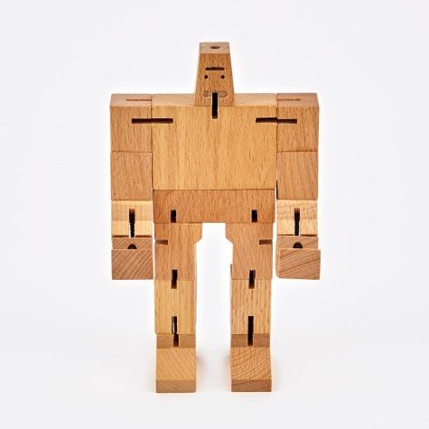 Cubebot Guthrie -  Wood