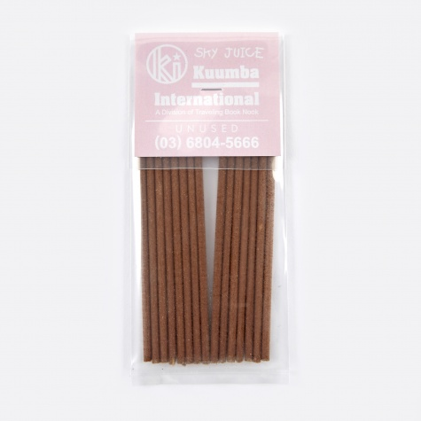 x Kuumba Sky Juice Incense - Short