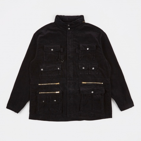 Utility Jacket - Dark Navy