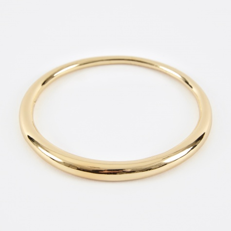 Rising Tusk Cuff - 14K Yellow Gold