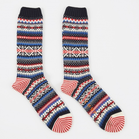 Snjor Socks - Navy