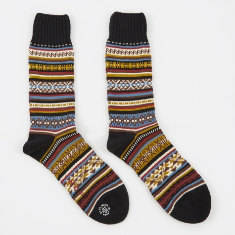 Tabiat Socks - Black