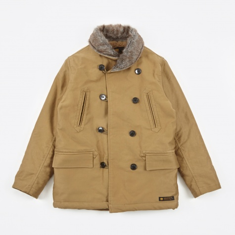 Mackinaw Jacket - Olive Drab