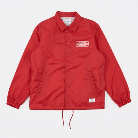 Brooks Jacket - Red