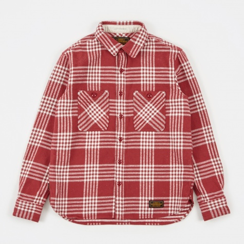 Lumbers Shirt - Red