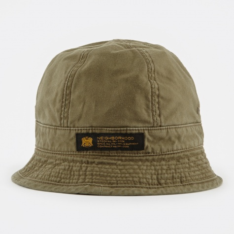 Military Ball Hat - Olive Drab