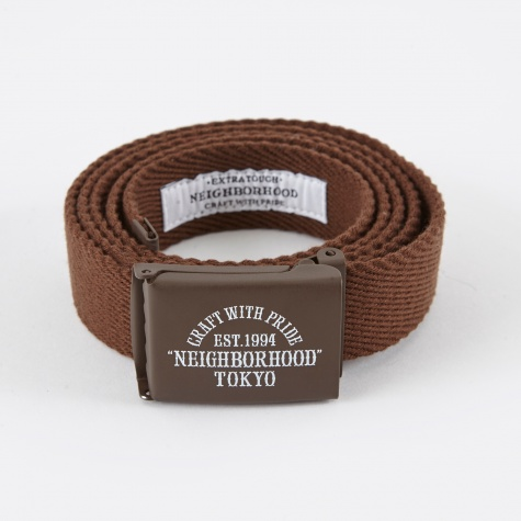 TYO Belt - Brown