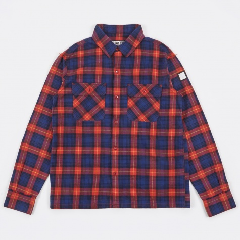Luker by Neighborhood Greater Shirt - Red