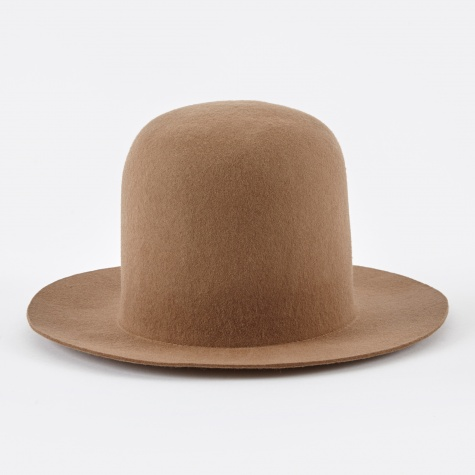 Luker by Neighborhood Dome Hat - Beige