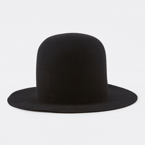 Luker by Neighborhood Dome Hat - Black