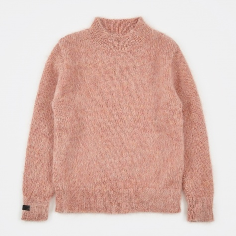 Luker by Neighborhood x Peel & Lift Mohair Knit - Pink