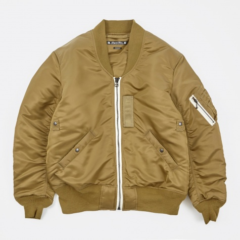 Do Not Kill Korosuna Flight Jacket - Khaki