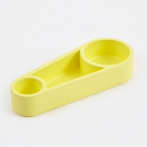 Candle Holder Kutter - Yellow