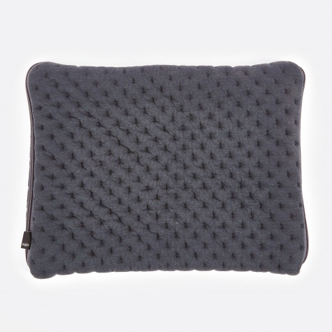 "Quilt Laptop Sleeve 15"" - Grey"