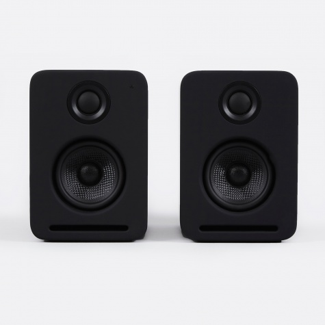 NS2 V2 Air Monitors with Airplay - All Black