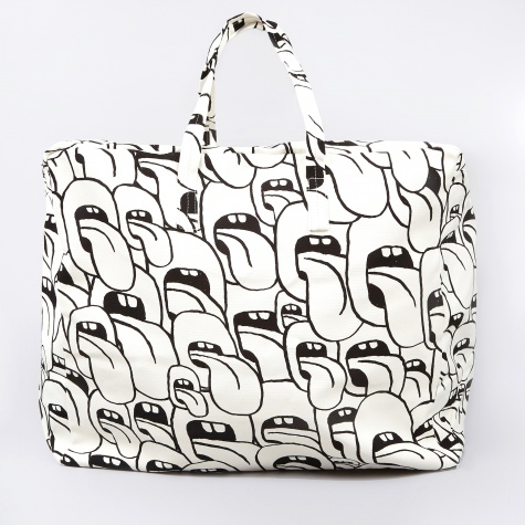 Got This Licked Beach Bag - White