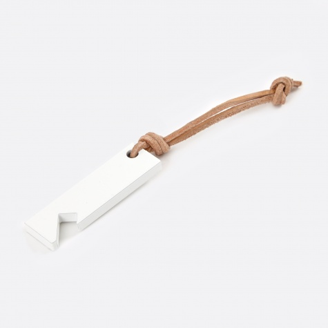 Bar Bottle Opener - White