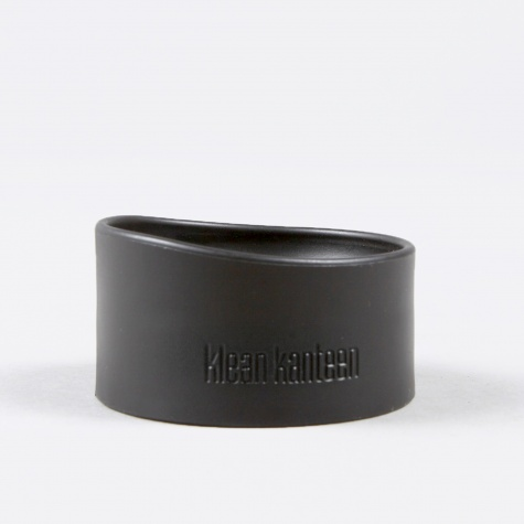Wide Cafe Cup - Black