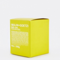 Malin+Goetz Scented Candle 260g - Dark Rum