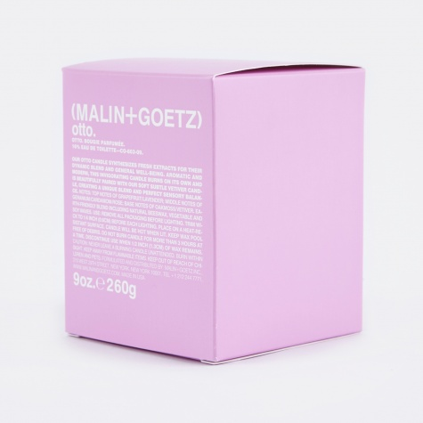 Malin+Goetz Scented Candle 260g - Otto