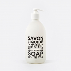 Compagnie De Provence Liquid Marseille Soap 500ml - White Tea