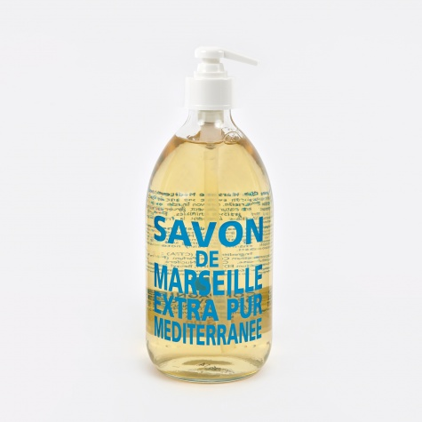 Liquid Marseille Soap 500ml - Mediterranea