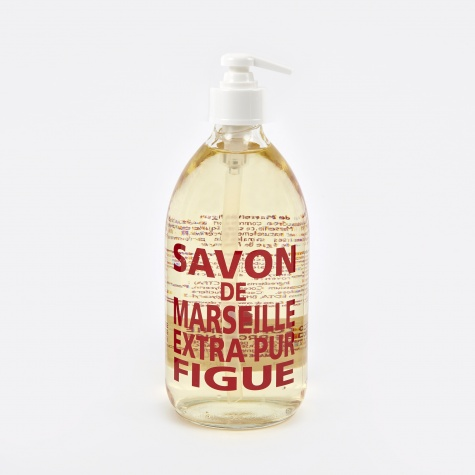 Liquid Marseille Soap 500ml - Fig Of Prove