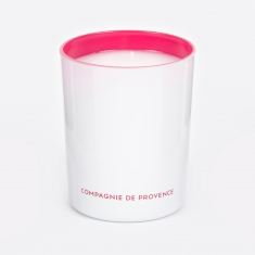 Compagnie De Provence Candle 180g - Wild Rose