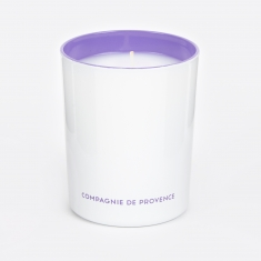 Compagnie De Provence Candle 180g - Sweet Violet
