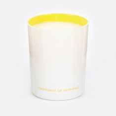 Compagnie De Provence Candle 180g - Summer Grapefruit