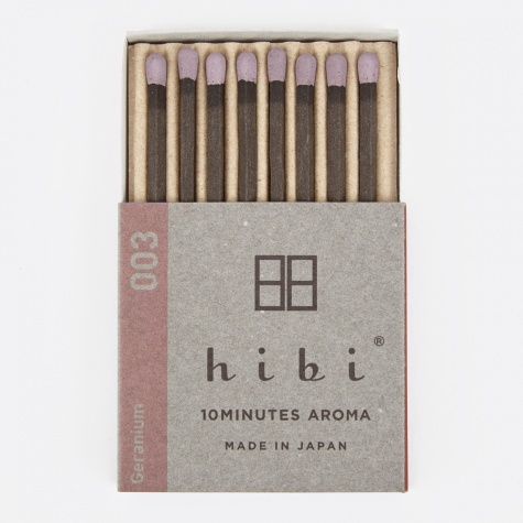 Incense Match Sticks - Geranium