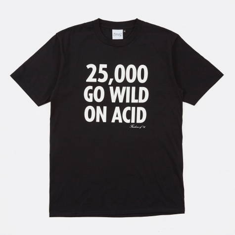 Acieed T-Shirt - Black