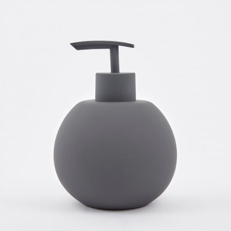 Soap Dispenser 'Robb' Ceramic - Castlerock