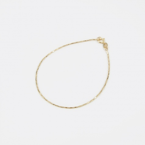 Grovel Bracelet - 18K Yellow Gold