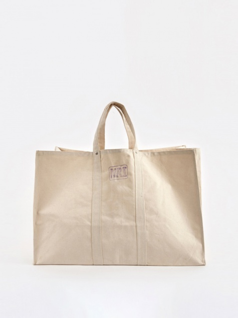 Labour Canvas Tote Bag - Large