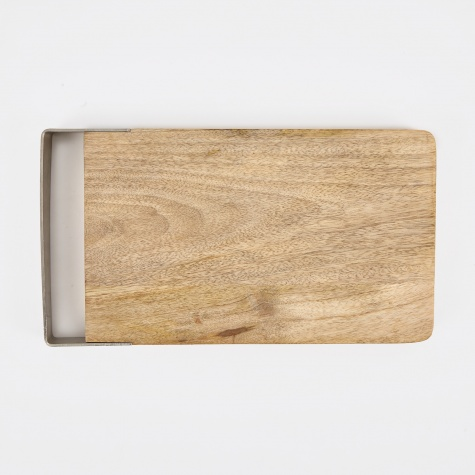 Cutting Board Mango Wood - 20x32cm