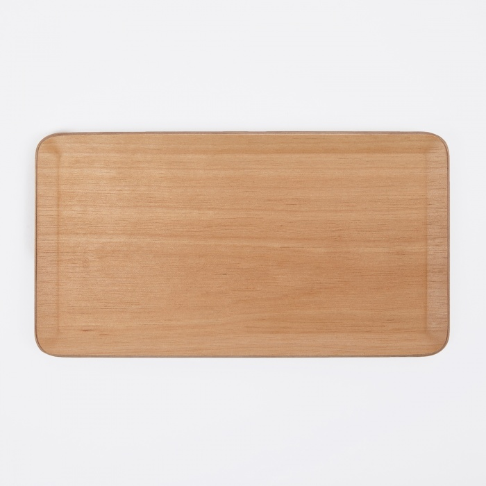 Kinto Place Mat Birch - 220x120mm (Image 1)